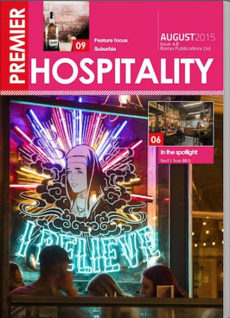 This month in Premier Hospitality Issue 4.8