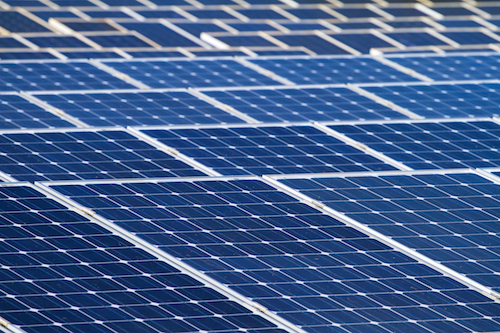 New £49m solar park supplies large steel works