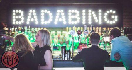 Badabing, Fountainbridge Square, Edinburgh