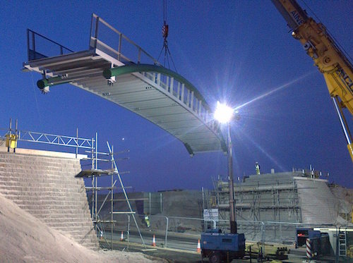 CTS Bridges provide vital link