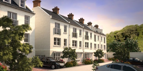 New Homes at St Peter Port