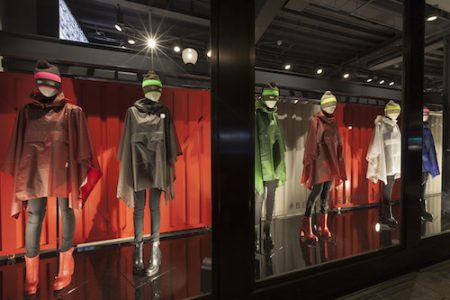 Checkland Kindleysides- Hunter Regent Street - Store Windows