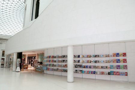 British Museum bookshop