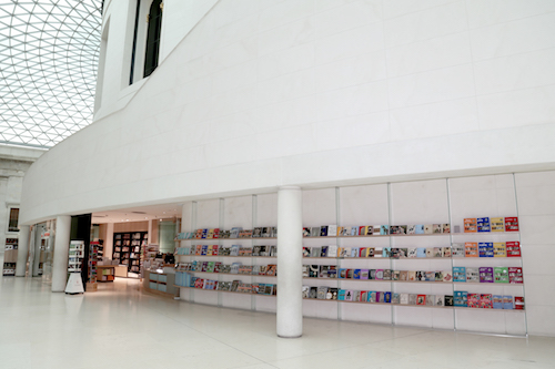 New chapter for British Museum bookshop