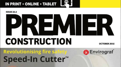 This month in Premier Construction Issue 22.2