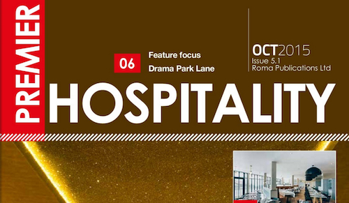 This month in Premier Hospitality Issue 5.1
