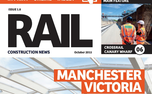 This Month In Rail Construction News Issue 1.8