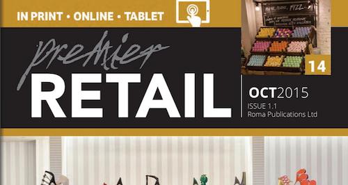 Premier Retail Magazine launches!
