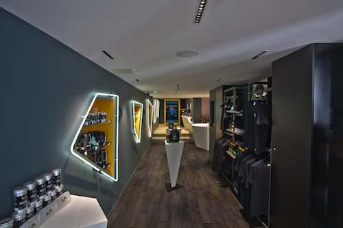 Success and design recognition for innovative new store