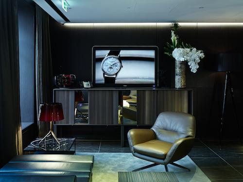 Luxury watches at 155 Regent Street