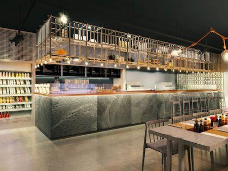 Chi Kitchen interior