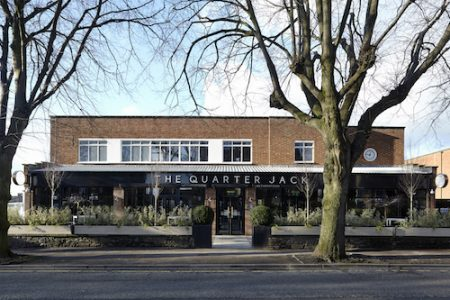 The Quarter Jack, Priory Road, Somerset,