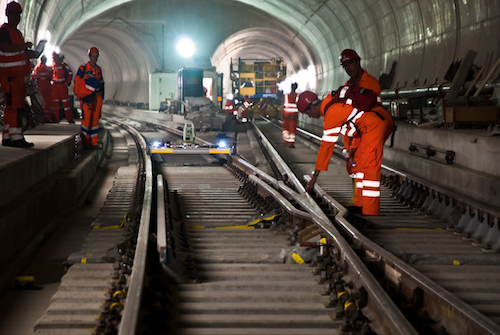 World's longest and deepest railway tunnel completed
