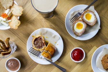The_Hour_Glass_Food, South Kensington