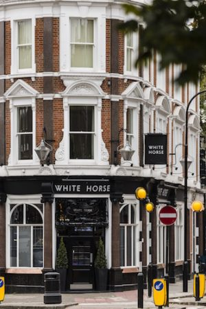 The White Horse, South End Green, Hampstead, London