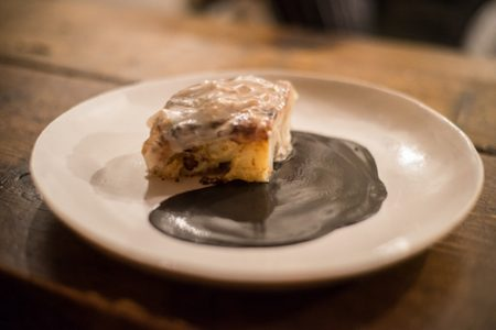 Perilla is a London dining pop-up founded by Ben Marks (NOMA, The Square) and Matt Emmerson (Polpo, Polpetto).