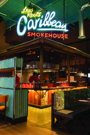 Levi's Caribbean Smokehouse