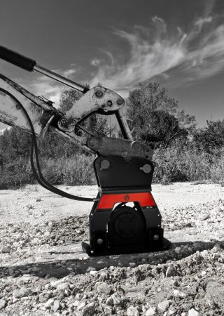Chicago Pneumatic Launches New RC Range of Hydraulic Compactor Attachments