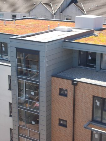 Sika Trocal Makes the Grade at Edinburgh Student Accomodation