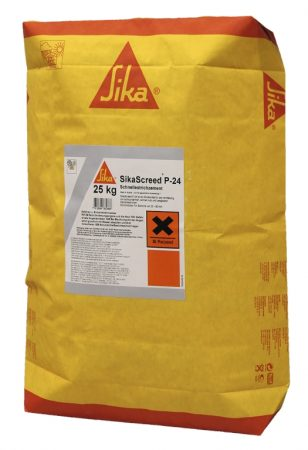 Sika Launches Fast Set Screed Solution - SikaScreed_P24_alt