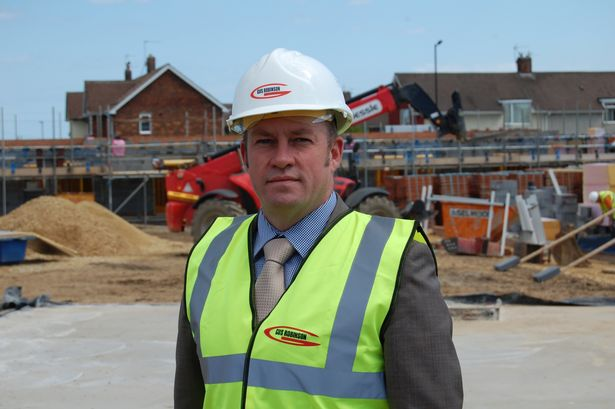 Gus Robinson Developments Ltd Secures £4.8m Contract At Tyneside Development