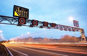 Bridge Maintenance To Be Carried Out On M6 Near Great Barr