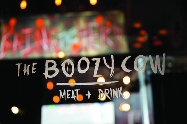Boozy Cow