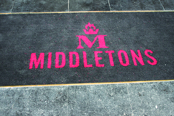 Middleton's Steakhouse and Grill