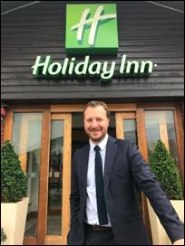Holiday Inn Guildford Appoints Ben Bridgeman As New General Manager