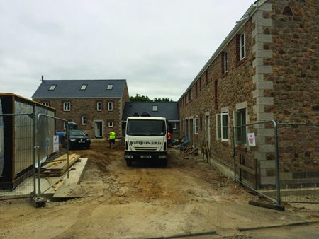 Affordable Housing Jersey Channel Islands
