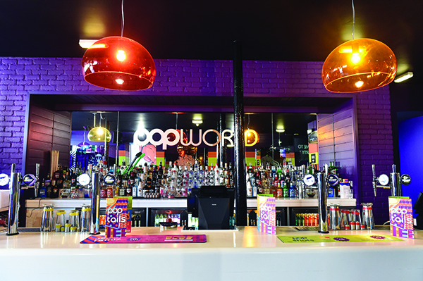 Popworld and The Old Halfway House