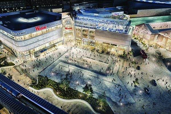 Westfield London Expansion