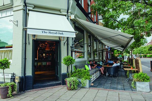 Royal Oak Twickenham