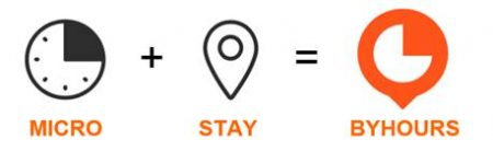 New brand identity with a singleminded microstay message