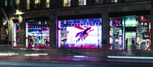 ASICS Regent Street