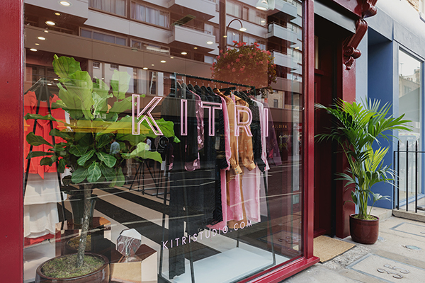 Kitri Pop up Project