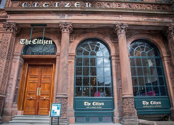 Citizen Bar