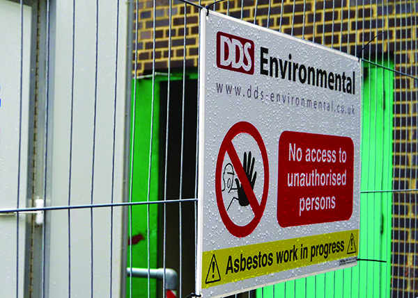 Asbestos Removal Specialist Overview