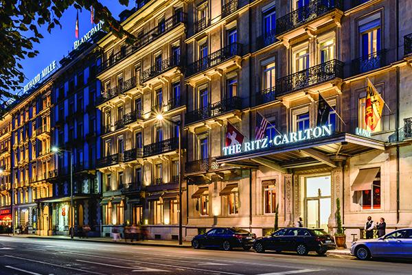 Fiskebar Ritz Carlton