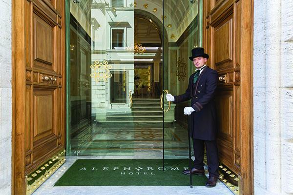 Aleph Rome Hotel