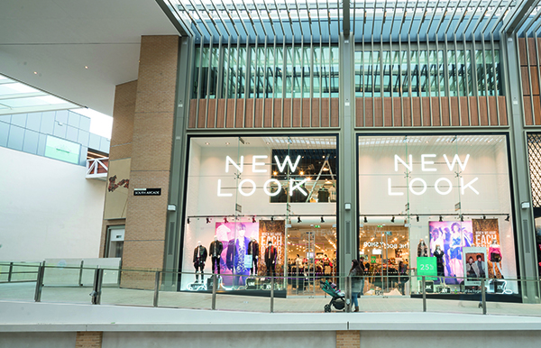 New Look Oxford Westgate