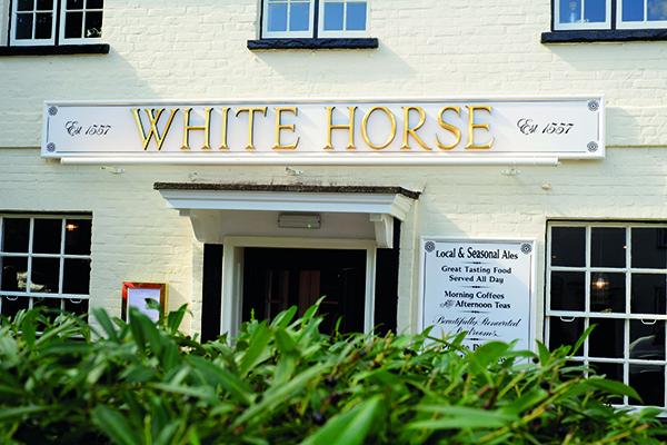 White Horse Hertfordshire