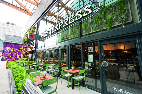 Pizza Express Bracknell