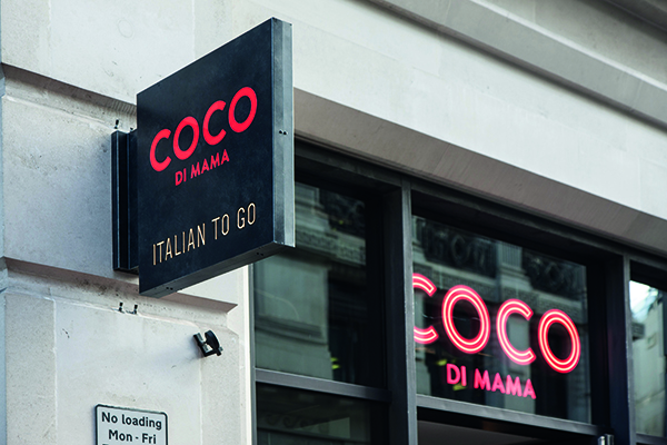 Coco di Mama King William Street