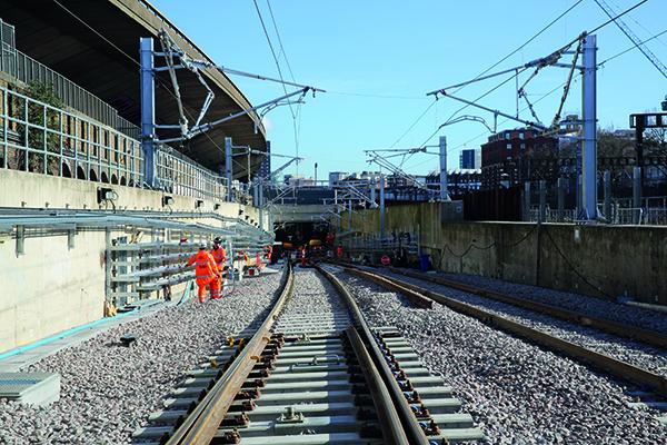 Elizabeth Line Major Upgrade
