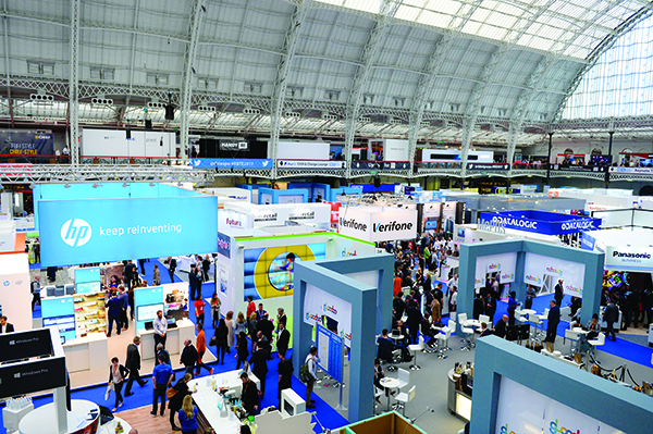 Retail Business Technology Expo RBTE