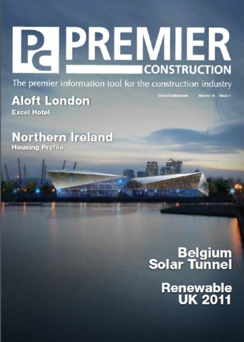 Premier Construction Magazine- Issue 16-7