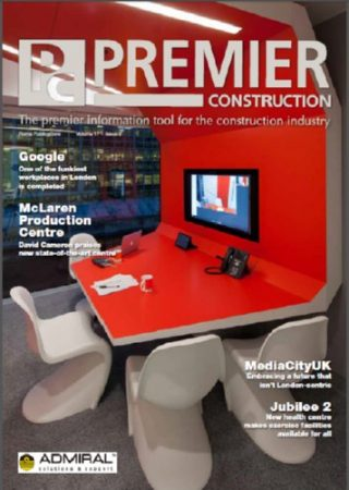 Premier Construction Magazine- Issue 17-2