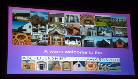 Aberdeenshire Design Awards