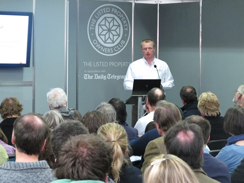 The Listed Property Show ,  LPOC, London Event